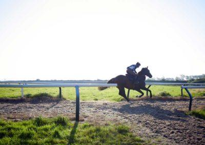 Round gallop