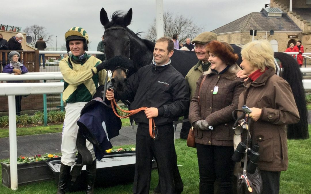 National run for Shadow at Musselburgh